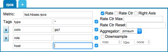 metrics section